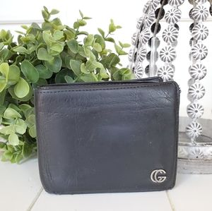 Gucci Leather Bifold Wallet